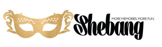 Logo for Shebang