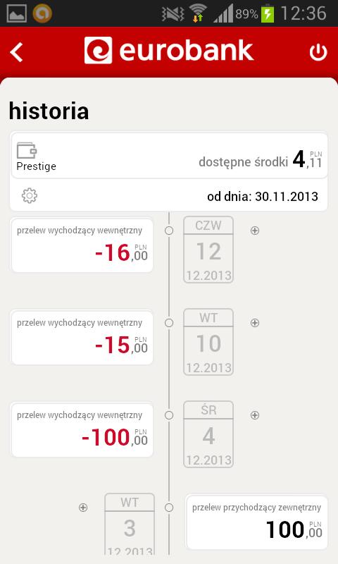 eurobank mobile Mobile App