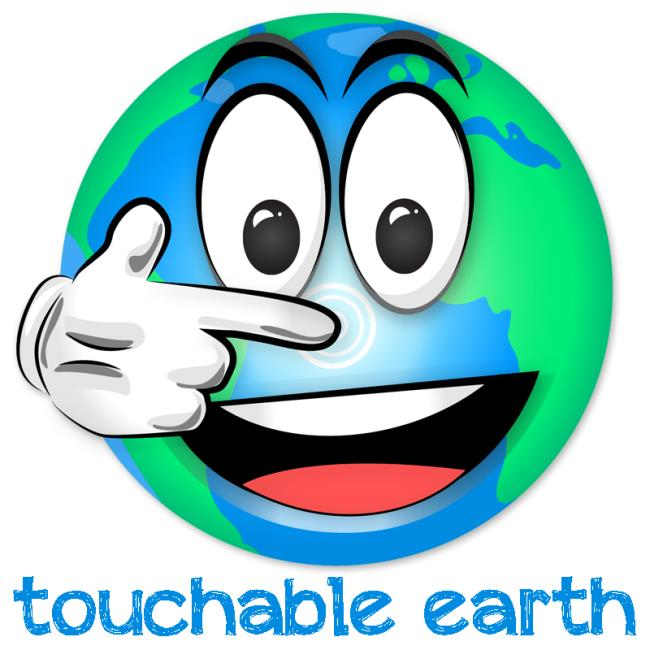 Logo for Touchable Earth