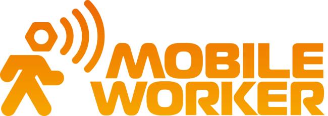 Logo for Mobile Worker