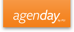 Logo for Agenday Smart Calendar