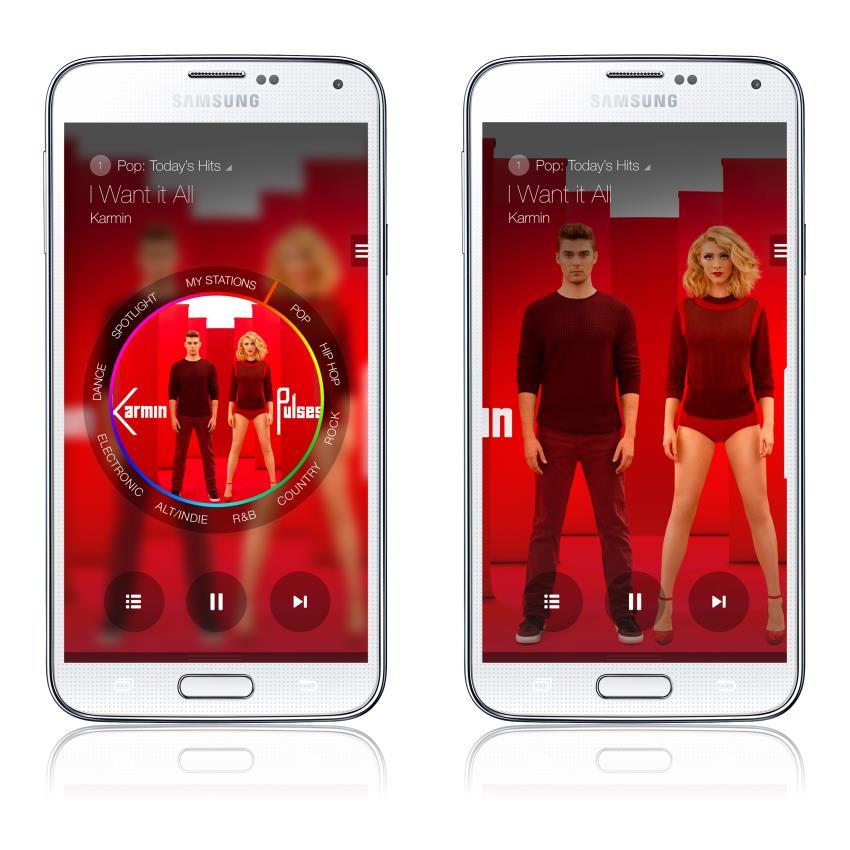 Milk Music Mobile App The Best Mobile App Awards