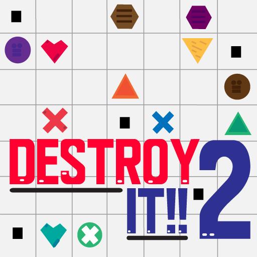 Logo for Destroy it!! 2