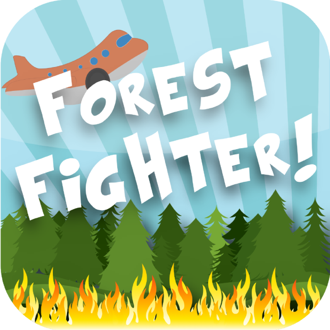 Logo for Forest Fighter