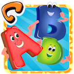Logo for Chifro ABC: Kids Alphabet Game