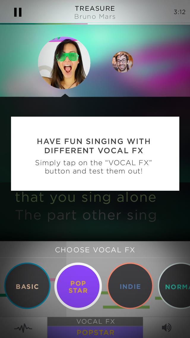 Sing! Karaoke Mobile App | The Best Mobile App Awards
