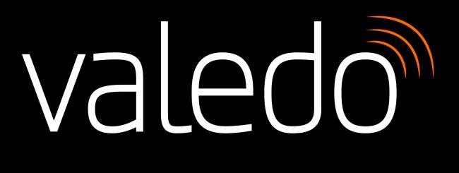 Logo for Valedo