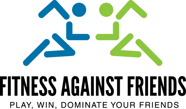 Logo for Fitness Against Friends