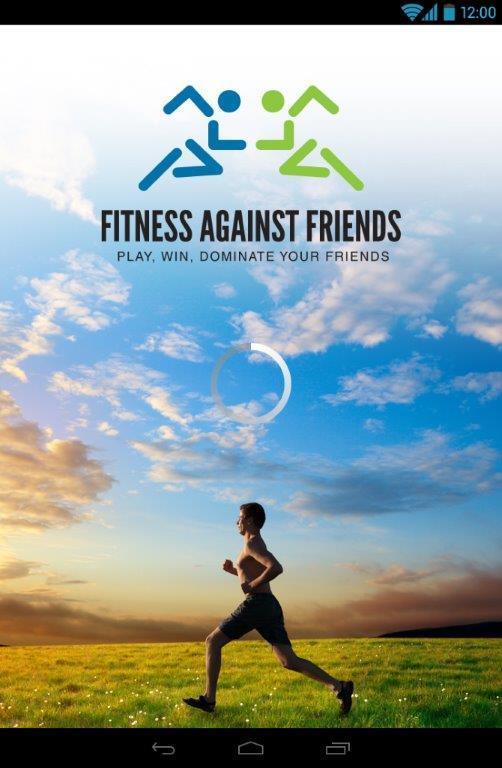 Fitness Against Friends Mobile App