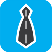 Logo for EasyBiz Mileage Tracker (Mileage Reimbursement Log for Business, Finance & Travel)