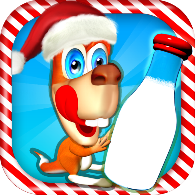 Logo for Milk Hunt: Kids Math Game