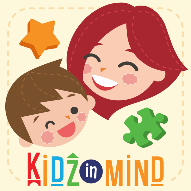 Logo for KidzInMind