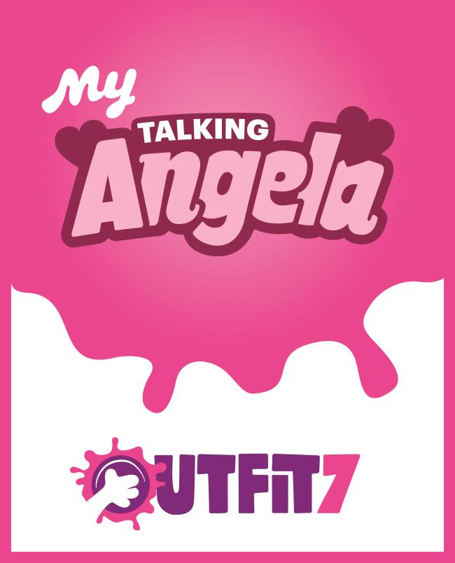 Logo for My Talking Angela