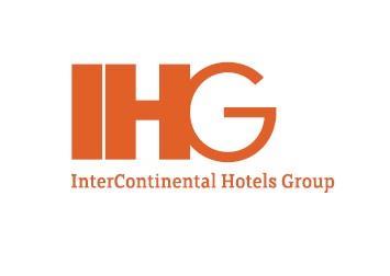 Logo for IHG