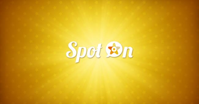 Logo for Spot-On