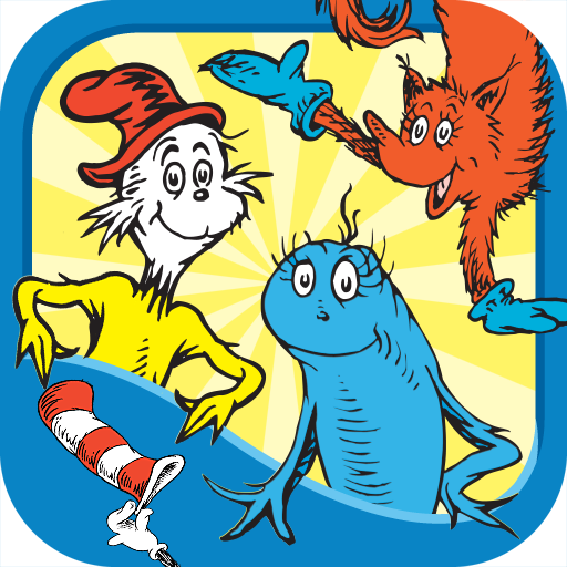 Logo for Dr. Seuss Treasury