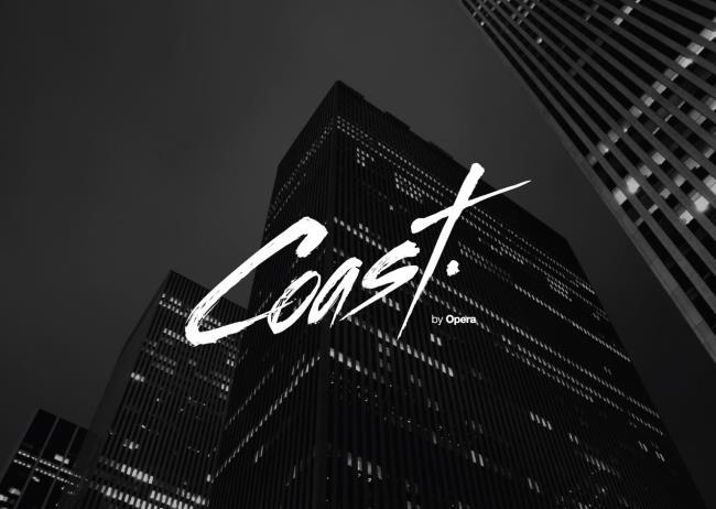 Logo for Opera Coast