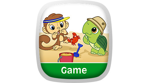 Logo for Learning Friends Preschool Adventures: Turtle's ABCs!