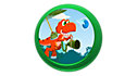 Logo for LeapTV T-Rex Rush: Egg Spelling Collection Crew