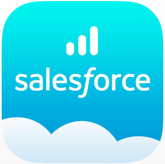 Logo for Salesforce Analytics
