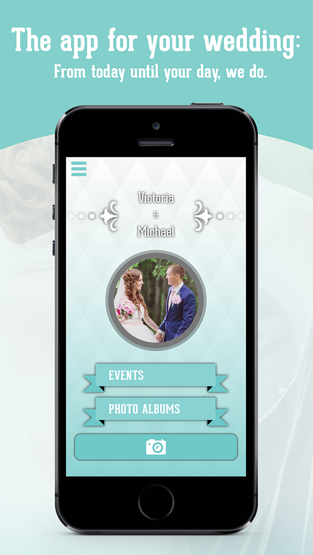 Our wedding mobile app the best mobile app awards mobile app screenshot junglespirit Choice Image