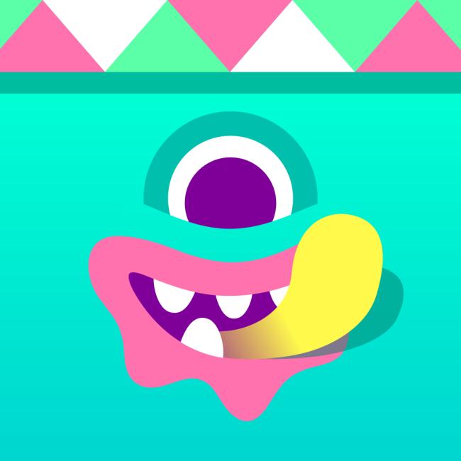 Logo for Moppa Ice Cream