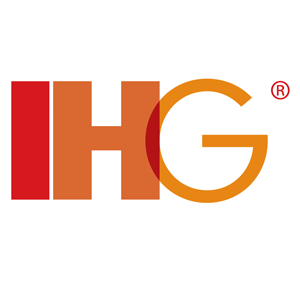 Logo for IHG® - Hotel Booking, Reservations & Deals