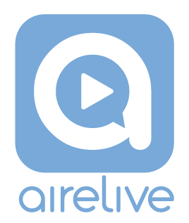 Logo for AireLive
