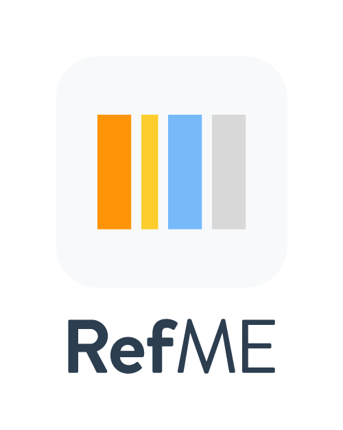 Logo for RefME