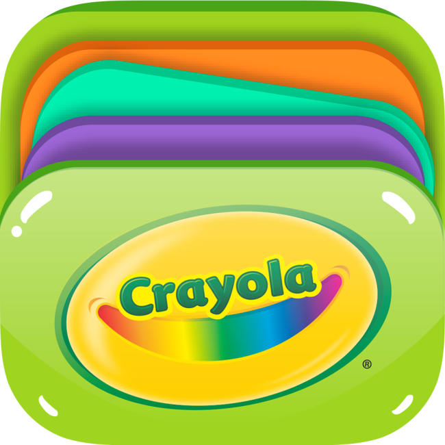Logo for Crayola Juego Pack