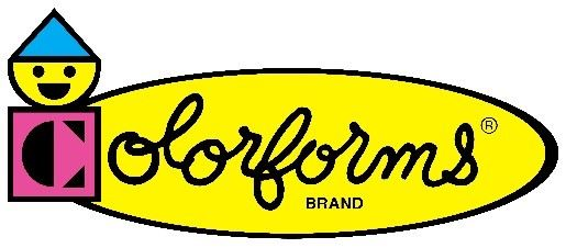 Logo for Colorforms(R)