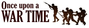 Logo for Once Upon a War Time
