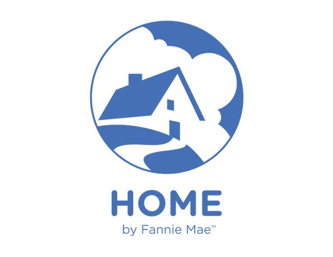 Logo for HOME by Fannie Mae™ Mobile App