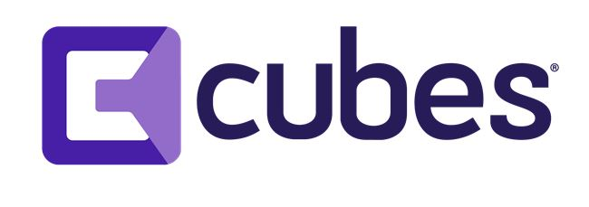 Logo for Cubes - Your Digital Valet