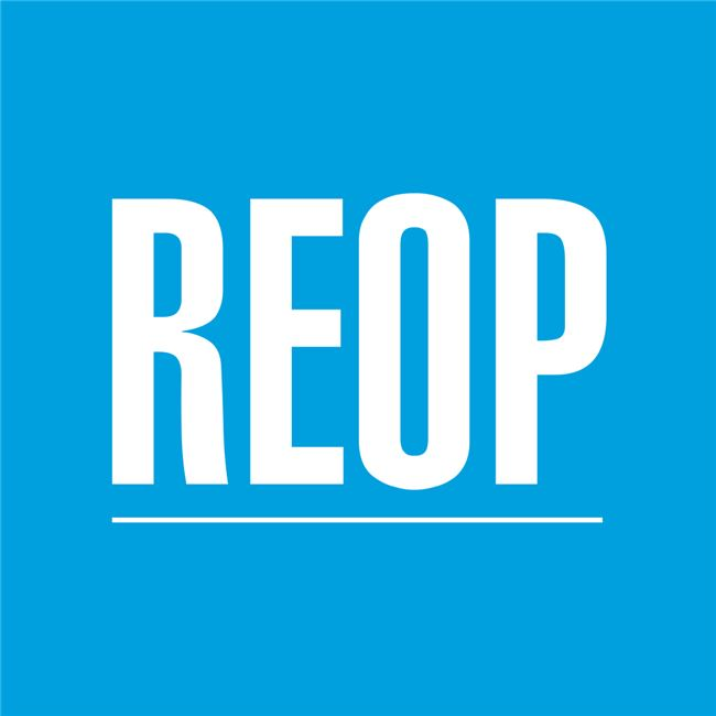 Logo for REOP