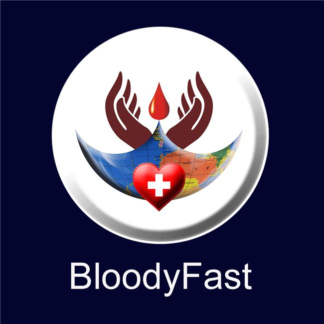 Logo for BloodyFast
