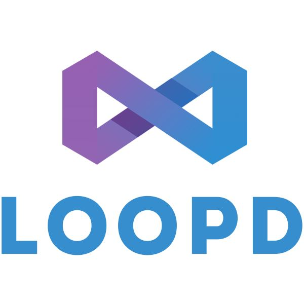 Logo for Loopd
