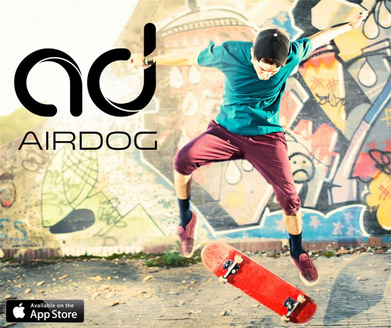 Logo for AirDog