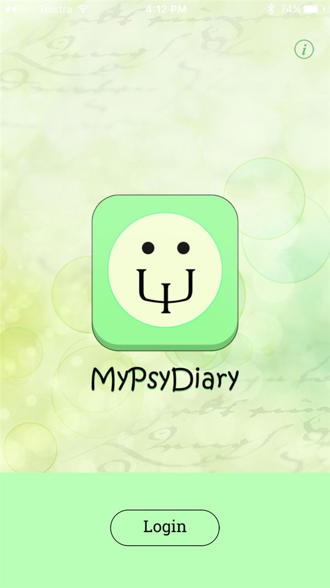 Logo for MyPsyDiary