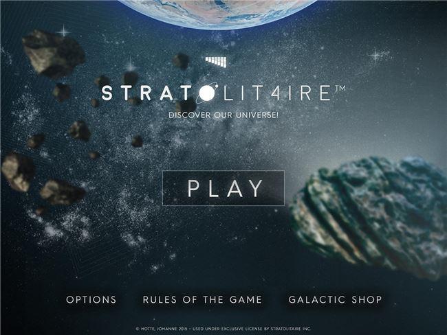 Logo for STRATOLITAIRE