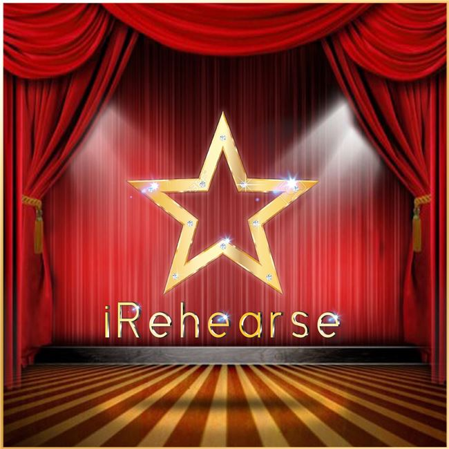 Logo for iRehearse