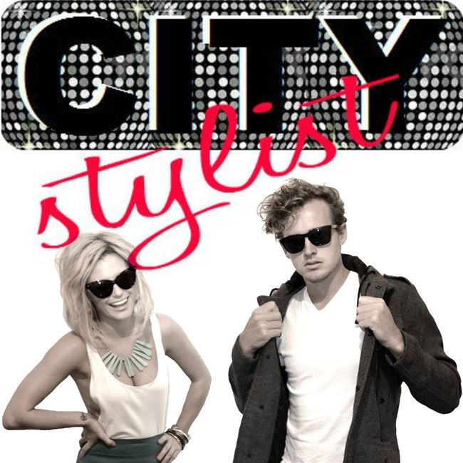 Logo for City Stylist App