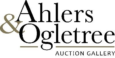 Logo for Ahlers & Ogletree Auction Gallery