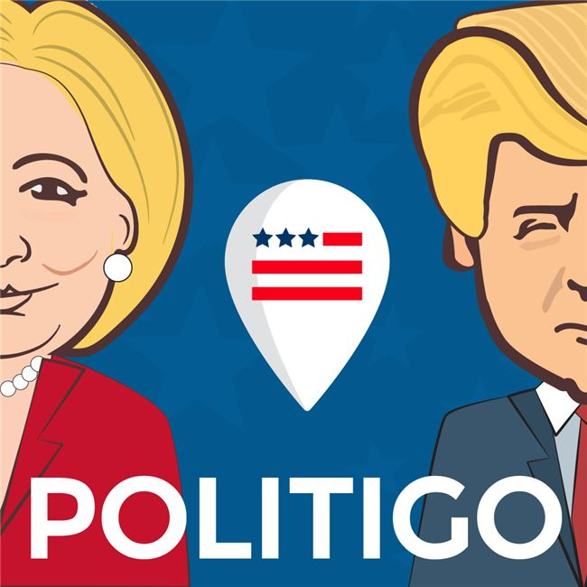 Logo for PolitiGo