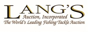 Logo for Lang's Auction