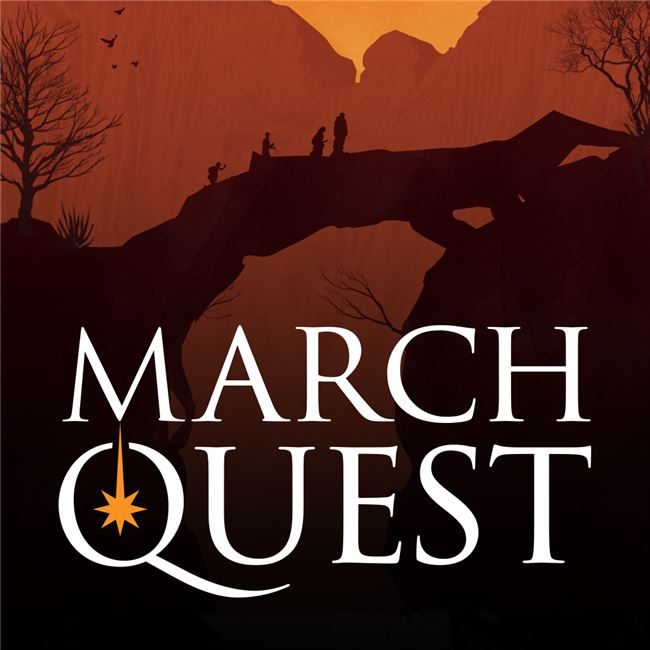Logo for MarchQuest