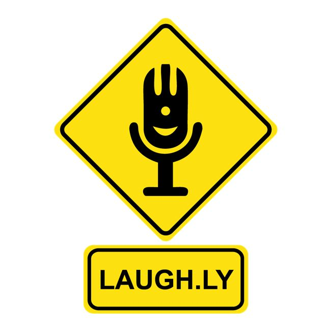 Logo for Laugh.ly