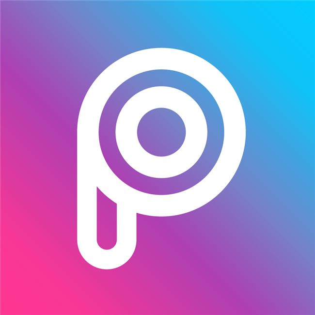 Logo for PicsArt