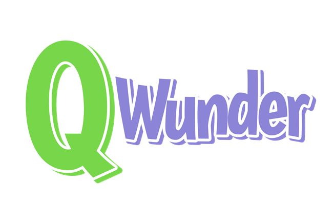 Logo for Q Wunder - social & emotional skills = fun!