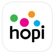 Logo for Hopi
